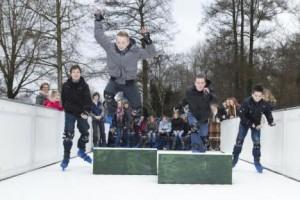 Crashed Ice 4 Kidz Extreme Skating mieten bei Carpe Diem Events aus NRW