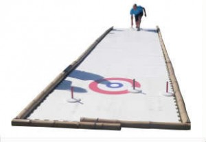 Curlingbahn mieten bei Carpe Diem Events aus Selfkant NRW