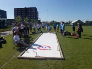 Curlingbahn mieten bei Carpe Diem Events aus Kreis Heinsberg NRW