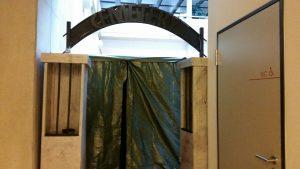 Grusel Tunnel zu mieten bei Carpe Diem Events
