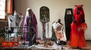 Halloween Dekoration zu Mieten bei Carpe Diem Events aus Kreis Heinsberg