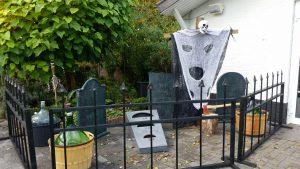 Halloween Friedhof Aufstellung zu Mieten bei Carpe Diem Events aus NRW