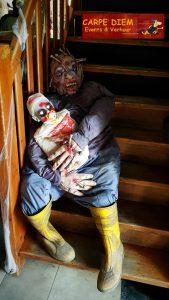 Halloween Nail Men zu Mieten bei Carpe Diem Events aus Kreis Heinsberg