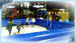 Eislaufbahnen mieten bei Carpe Diem Events aus Kreis Heinsberg NRW