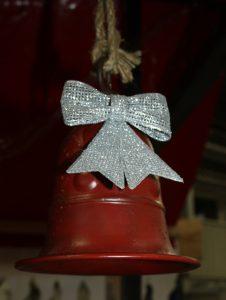 Weihnachtsglocken Dekoration zu  mieten bei Carpe Diem Events aus Selfkant, Kreis Heinsberg.
