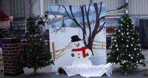 Schneemann Weihnachtsdeko zu  mieten bei Carpe Diem Events aus Selfkant, Kreis Heinsberg