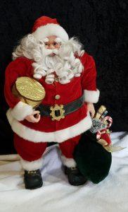 Weihnachtsmann Deko zu  mieten bei Carpe Diem Events aus Selfkant, Kreis Heinsberg.