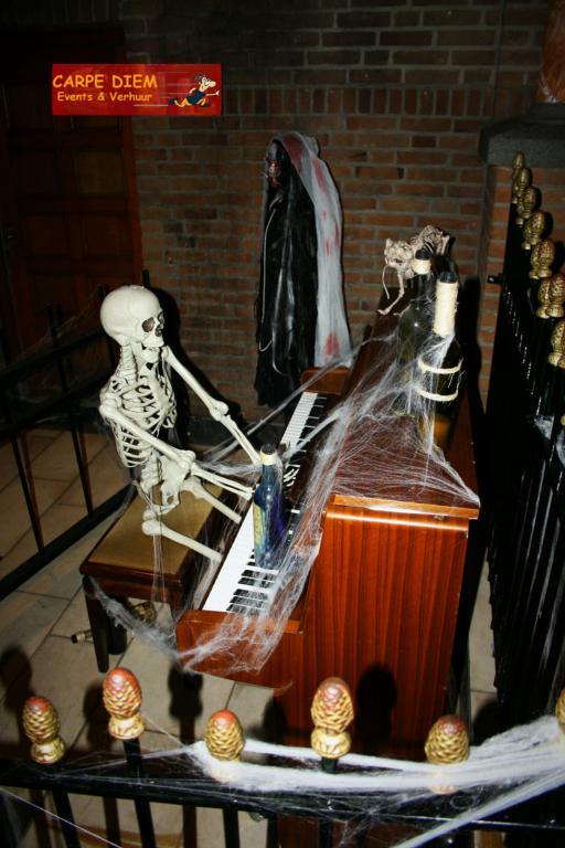 Halloween Deko Aufstellung 1 zu mieten bei carpe Diem Events aus NRW
